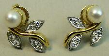 Tiffany & Co.. Fine Pearl Earrings