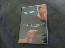 "DVD ""A VOIX HAUTE : LA FORCE DE LA PAROLE"" documentaire de Stephane DE FREITAS"