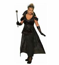 Dark Royal Queen - Adult Plus Size Costume