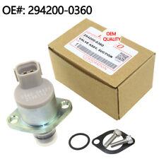 Diesel Fuel Pump Pressure Suction Control Valve Metering 294009-0260 SCV Kit