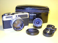 Canon Demi C with two Lenses and Case in extremely good condition