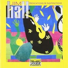 Jim Hall Dedications & Inspirations 1994 Telarc cd album (Whistle Stop)