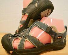 Keen Water Sandals Hiking Shoes Waterproof Kids Size 3 Light Blue
