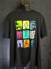 Robert Graham Truth Wisdom Knowledge Black T-Shirt Men's 2XL