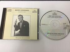 The Benny Goodman Orchestra - Breakfast Ball CD 1993