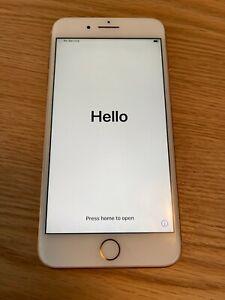 Unlocked Apple iPhone 8 Plus 8+ 256GB Smartphone | Light Pink | Working