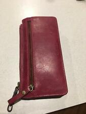 Colorado leather purse