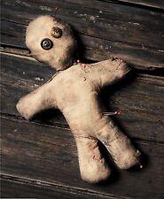 How to Make a Voodoo Doll Black Magic Zombie Supernatural Spells Curses DVD CD