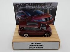 Hot Wheels Cargo Carriers Honda Odyssey with custom display