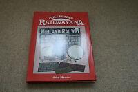 Collecting Railwayana by John Mander (Hardback, 1989)