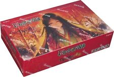 FOW FORCE OF WILL GRIM CLUSTER THE MILLENNIA OF AGES 7 BOOSTERS BOX LOT