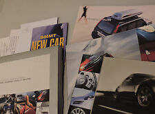 Nissan X-Trail Owners New Car Pack Brochure 2006