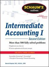 BARUCH ENGLARD - Schaums Outline of Intermediate Accounting I, Second Edition -