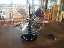 Antique Vintage Oscillating Italian Marelli ¨0.30¨ Electric Fan Revised