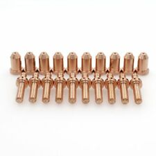20Pcs 9-7726+9-8402 Plasma torch nozzle electrode for thermal dynamics PCH62/102