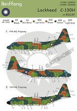 Bestfong Decal 1/200 Lockheed C-130H Hercules R.O.C. (Taiwan) Af