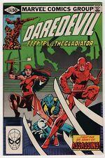 Daredevil #174 VF/NM 9.0 high grade 1st appearance Hand 1981 Frank Miller art+