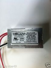 Hatch RS80-230 230VAC > 12VAC  80W Electronic Transformer  230V TO 12V AC