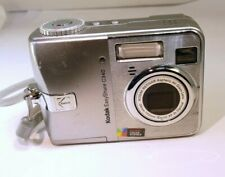 Kodak EASYSHARE C340 5MP Digital Camera Silver-unchecked without charger as is
