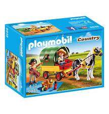 PLAYMOBIL® Country - Ausflug mit Ponywagen - Playmobil 6948 - NEU