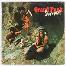 Grand Funk, supervivencia Vinyl Record/LP * usado *