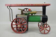 "Vintage 10"" Mamod Steam Tractor"