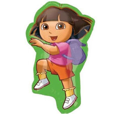 DORA THE EXPLORER SUPERSHAPE FOIL BALLOON ~ Birthday Party Supplies Helium Green