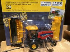 ERTL 1:64 New Holland 220 Speed Rower  Self Propelled Windrower   SALE