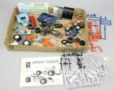 Vintage Amt Plastic Model Kit Sprint Racer Junkyard Parts Lot Drag Racing Car