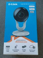 BRAND NEW D-Link - DCS Indoor 1080p Wi-Fi Network Surveillance Camera - White