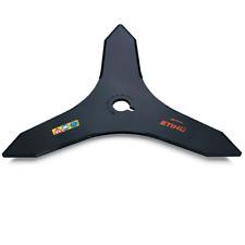 Disque Débroussailleuse Couteau à partir de -59cm avec Trois Pointes Acier Stihl