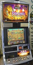 "WMS WILLIAMS BLUEBIRD VIDEO SLOT MACHINE ""PYRAMID OF THE KINGS"" LCD SCREEN"