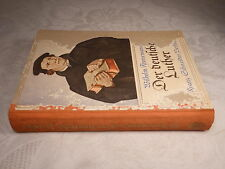 El alemán luther, Wilhelm fronemann, aprox. 1930, 139 páginas