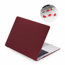 LENTION Für MacBook Air 13 Zoll Laptop Hülle 2019/2018 Schutzhülle Case Cover