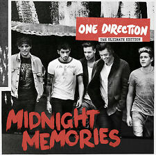One Direction - Midnight Memories (The Ultimate Edition) ( CD - Album )