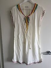 Lily Whyte Beautiful Dress With Belt Size 8 Only Worn Once