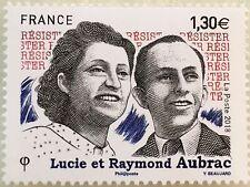 Frankreich France 2018 Nr 7016 Lucie und Raymond Aubrac Wiederstandskämpfer