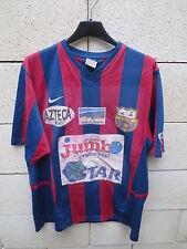 Maillot porté n°15 U.S SAINTE-MARIENNE Sainte Marie NIke match worn shirt M