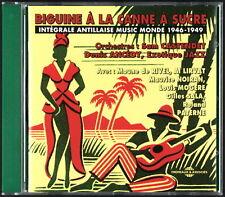 BIGUINE A LA CANNE A SUCRE - CD