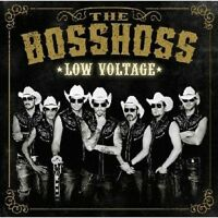 "THE BOSSHOSS ""LOW VOLTAGE"" CD NEU"