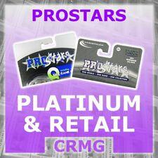 CRMG Corinthian ProStars RETAIL & PLATINUM PACKS (choose from list)