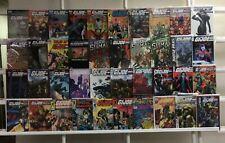 G I Joe Special Missions  Sigma 6 America's Elite Marvel  Idw 40 Lot Comic Book