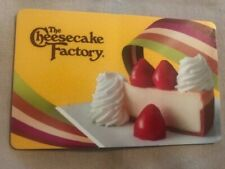 Cheesecake Factory Gift Card 25.00