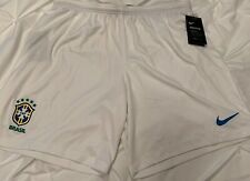 Brazil Nike 2018 World Cup Soccer Football Shorts Size XL 940441-100 Extra Large
