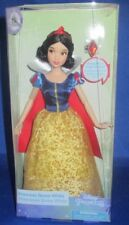 DISNEY STORE PRINCESS SNOW WHITE W/RING 2018 CLASSIC BARBIE DOLL COLLECTION