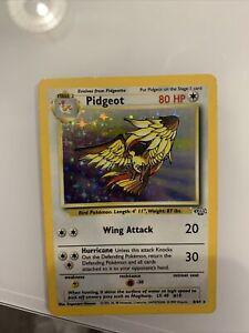 Pidgeot Holo 8/64