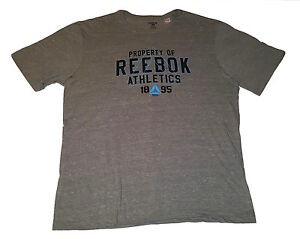 Adidas and Reebok Mens Graphic Tees Big and Tall T-Shirt Sizes Up to 6X