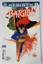 BATGIRL #14 - JOSHUA MIDDLETON VARIANT COVER - DC COMICS REBIRTH 2017 - NM