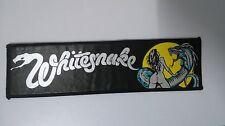 Whitesnake lovehunter group superstrip VERY RARE VINTAGE patch Sew On