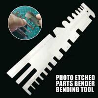 AJ0086 Model Ship Tank Photo Etched Parts Bender Vise US Folding Tool M3M0
